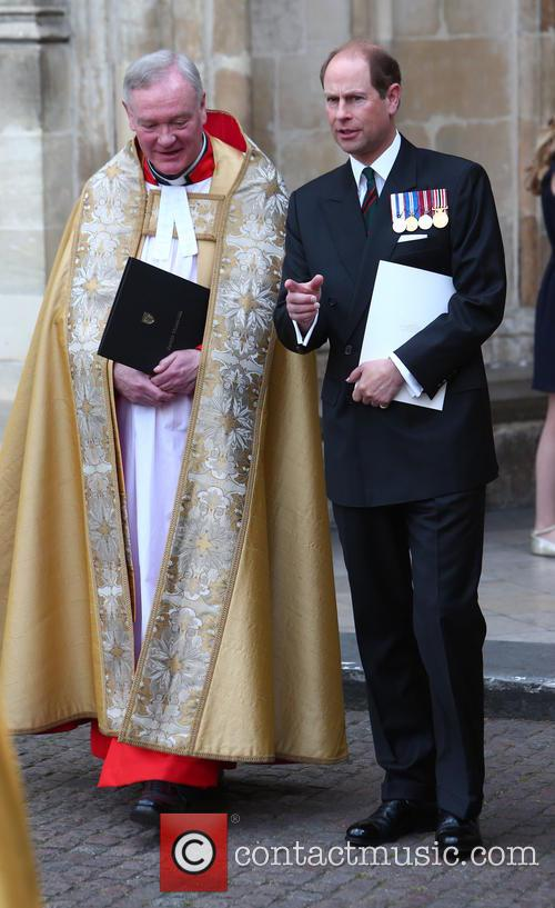 Prince Edward and Earl Of Wessex 9