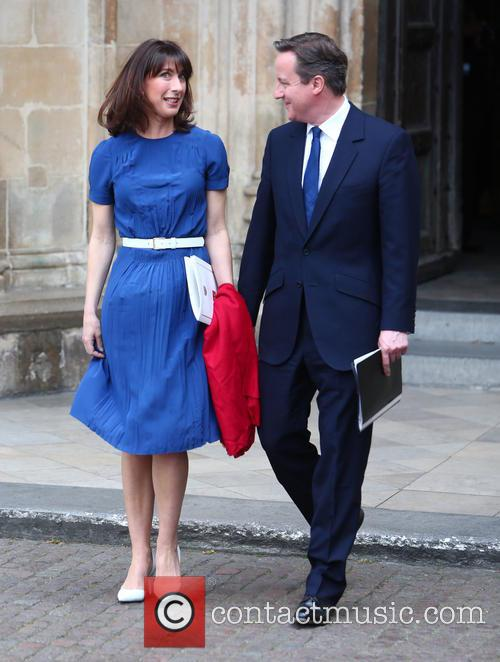 Samantha Cameron and David Cameron 2