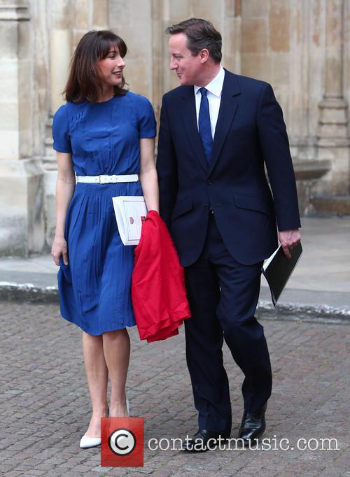 Samantha Cameron and David Cameron 3