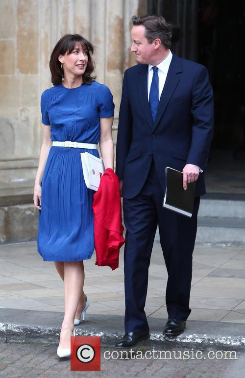 Samantha Cameron and David Cameron 7