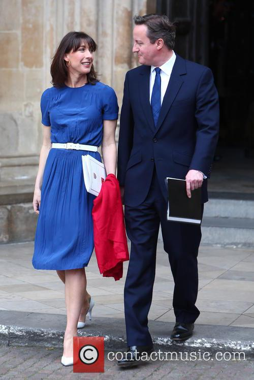 Samantha Cameron and David Cameron 8