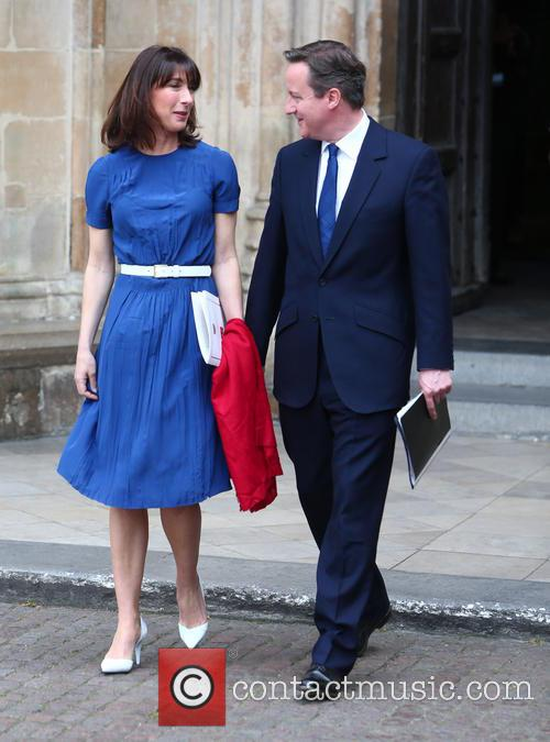 Samantha Cameron and David Cameron 9