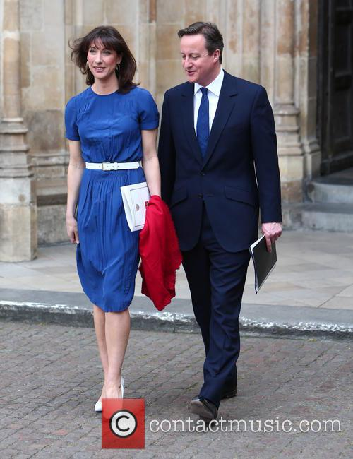 Samantha Cameron and David Cameron 10