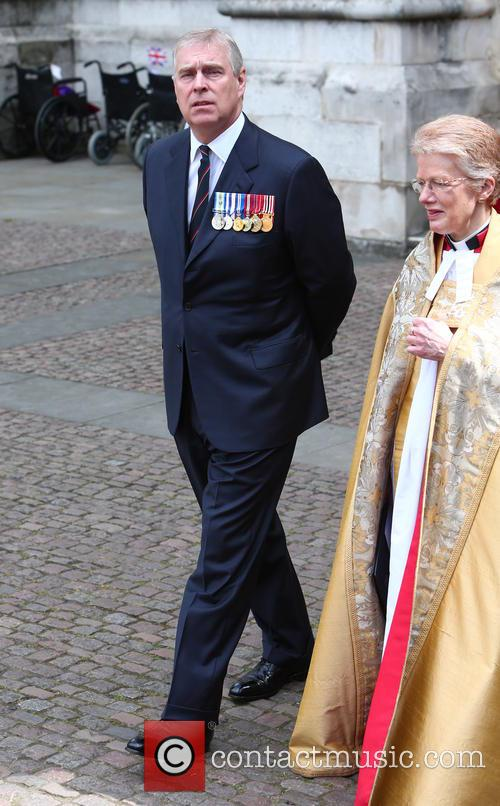 Prince Andrew and Duke Of York 6