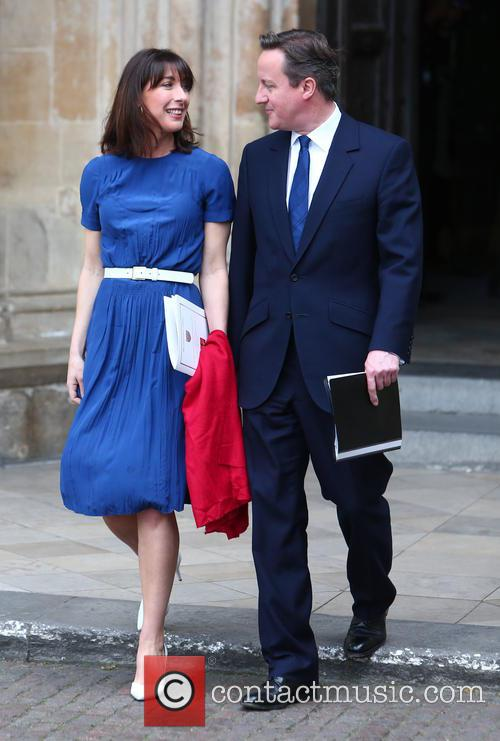Samantha Cameron and David Cameron 1