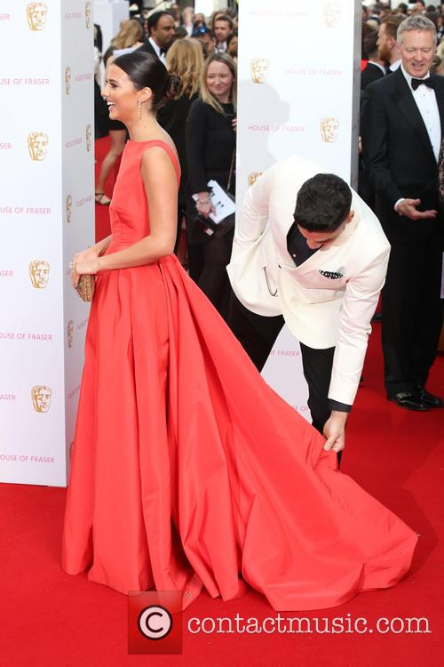 Lucy Mecklenburgh and Louis Smith 3