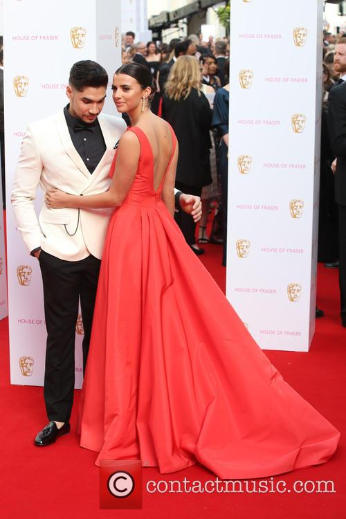 Lucy Mecklenburgh and Louis Smith 5