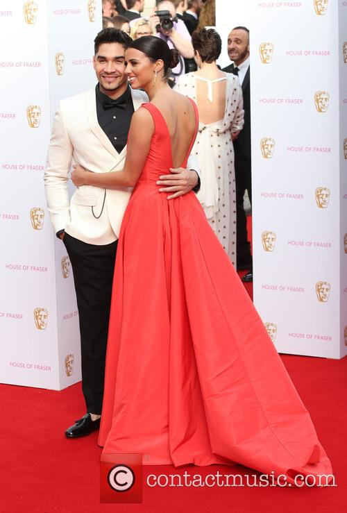 Lucy Mecklenburgh and Louis Smith 9