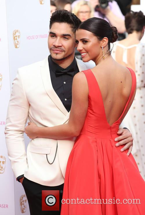 Lucy Mecklenburgh and Louis Smith 10