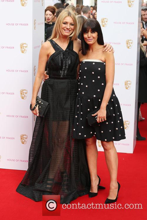 Tess Daly and Claudia Winkleman 1