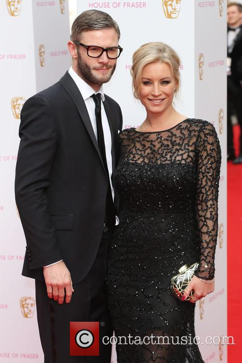 Denise Van Outen and Eddie Boxshall 1