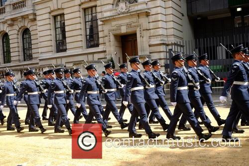VE Day 70th Anniversary Parade in London