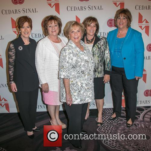 Ellen Brooks, Nancy Eisenstadt, Joyce Powell, Linda Blumenfeld and Debbie Powell 2
