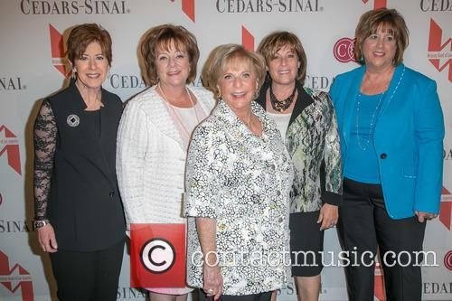 Ellen Brooks, Nancy Eisenstadt, Joyce Powell, Linda Blumenfeld and Debbie Powell 1