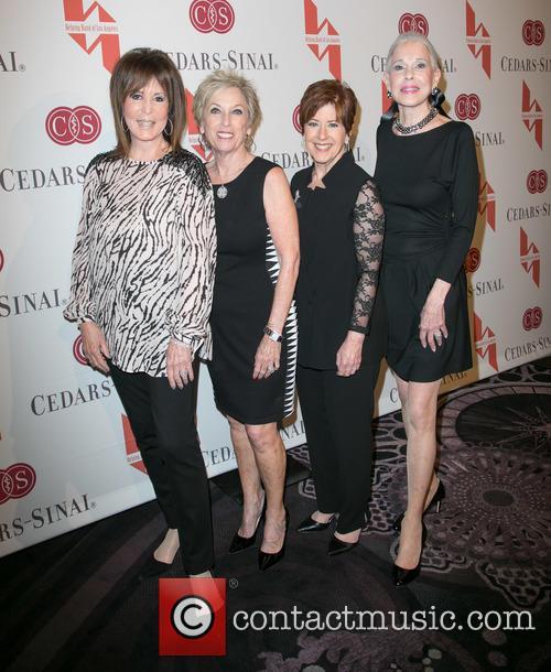 Nadine Glauberman, Bobbi Scherr, Ellen Brooks and Betty Jane Bruck 2