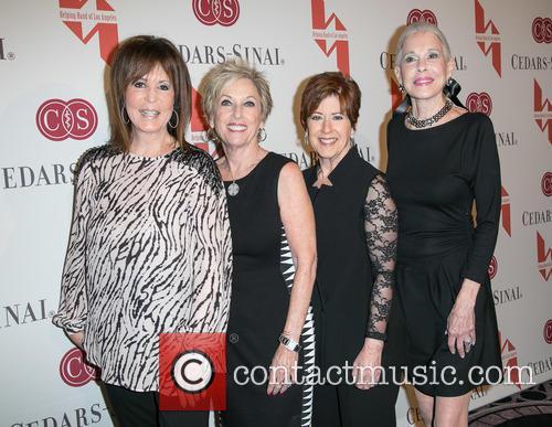 Nadine Glauberman, Bobbi Scherr, Ellen Brooks and Betty Jane Bruck 1