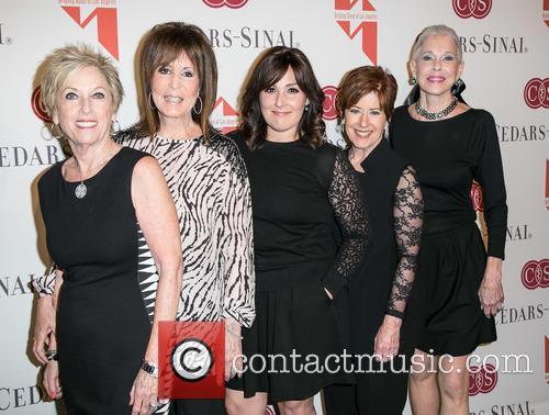 Nadine Glauberman, Bobbi Scherr, Ricki Lake, Ellen Brooks and Betty Jane Bruck 3