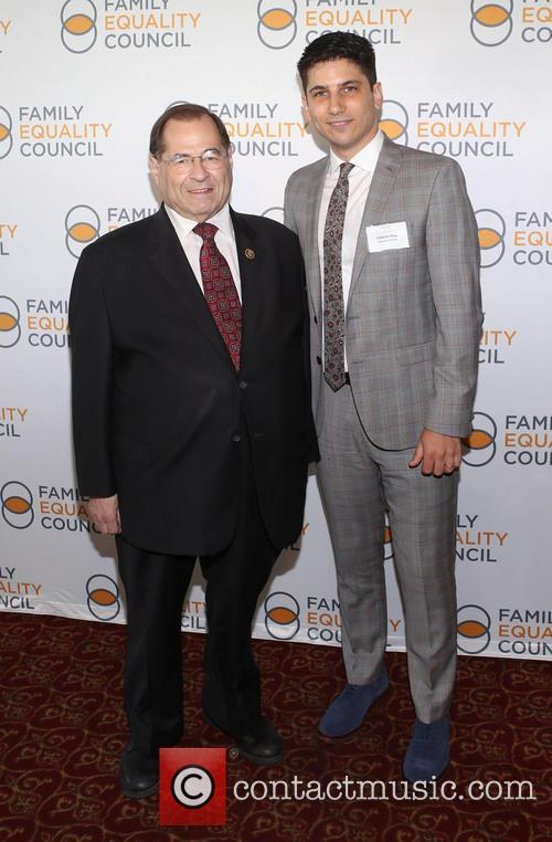 Congressman Jerrold Nadler and Gabriel Blau 2