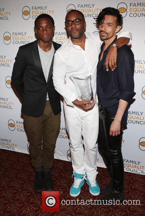 Liam Daniels, Lee Daniels and Jahil Fisher 2