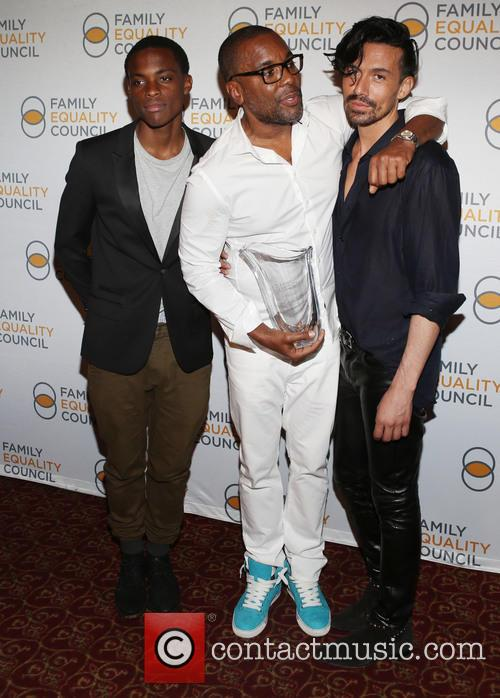 Liam Daniels, Lee Daniels and Jahil Fisher 1
