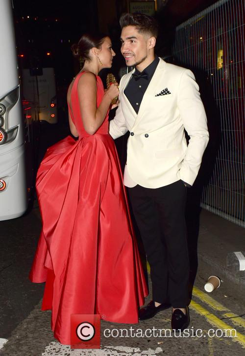 Lucy Mecklenburgh and Louis Smith 7