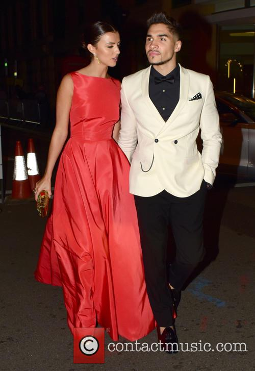 Lucy Mecklenburgh and Louis Smith 11