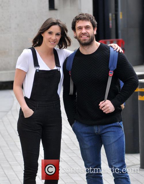 Verity Rushworth and Kelvin Fletcher 1