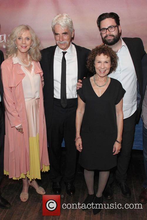 Andrew Karpen (ceo Bleecker Street), Blythe Danner, Sam Elliott, Rhea Perlman, Brett Haley (director) and Marc Basch (co-writer) 3
