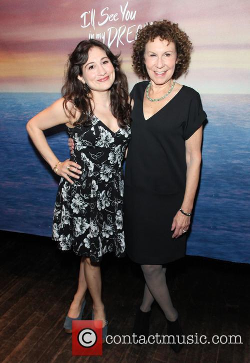 Lucy Perlman and Rhea Perlman 8