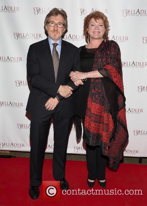 Donald Katz and Kate Mulgrew 2