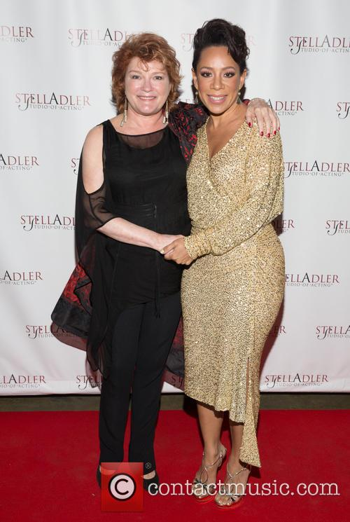 Kate Mulgrew and Selenis Leyva 3