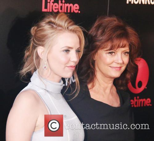 Kelli Garner and Susan Sarandon 6