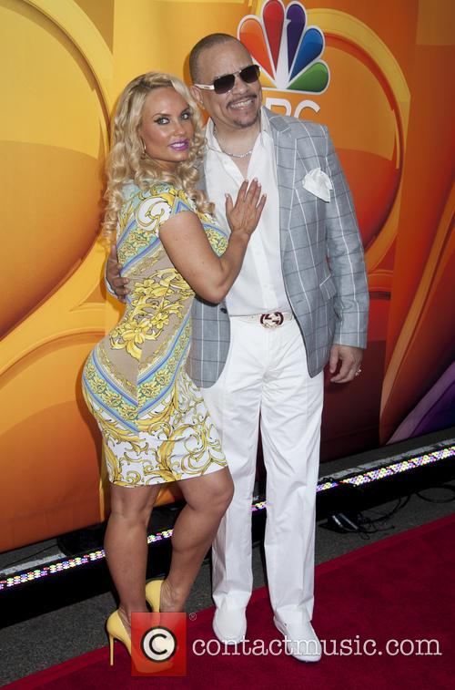 Coco Austin and Ice T 1