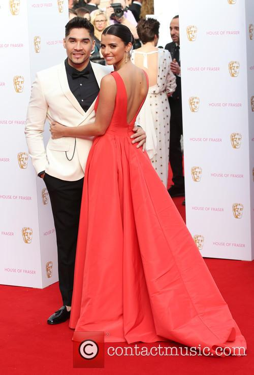Louis Smith and Lucy Meckenburgh 1