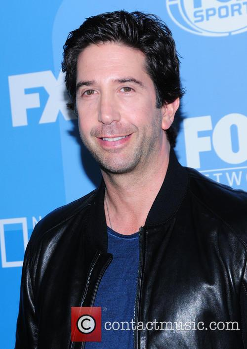 David Schwimmer Opens Up About His Struggle To Cope With 'Friends' Fame