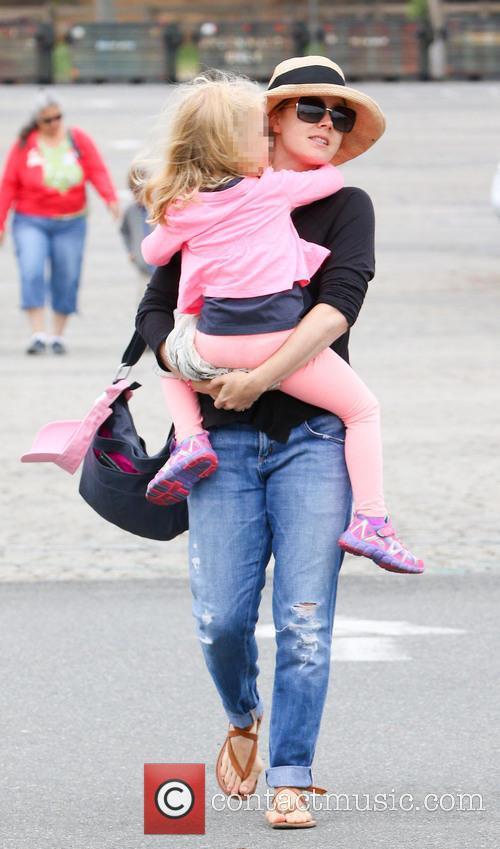 Amy Adams and Aviana Olea Le Gallo 11