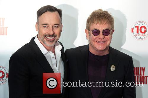 David Furnish and Elton John 2