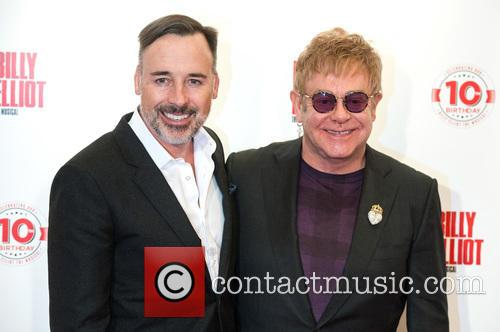 David Furnish and Elton John 4