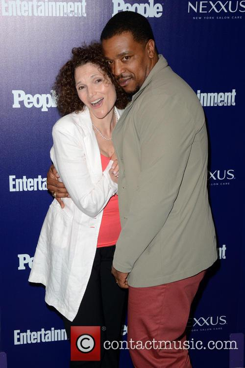 Mary Elizabeth Mastrantonio and Russell Hornsby 4
