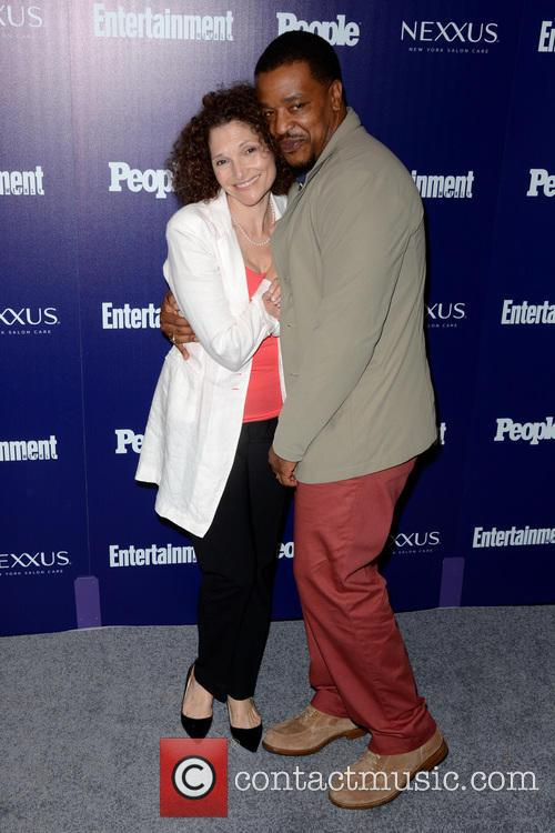 Mary Elizabeth Mastrantonio and Russell Hornsby 5