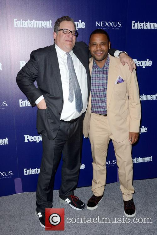 Jeff Garlin and Anthony Anderson 2