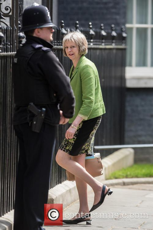 Theresa May 5