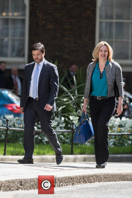 Stephen Crabb and Amber Rudd 2
