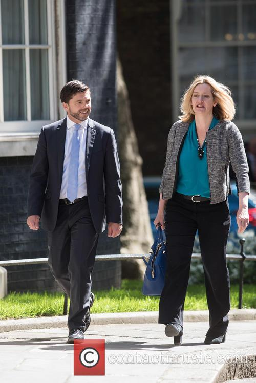 Stephen Crabb and Amber Rudd 3