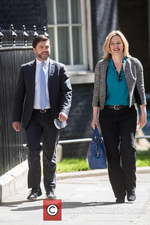 Stephen Crabb and Amber Rudd 1