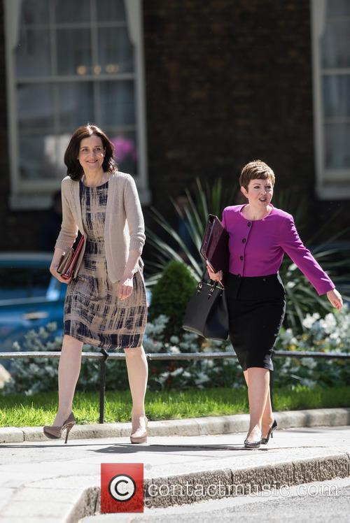 Theresa Villiers and Baroness Stowell 2