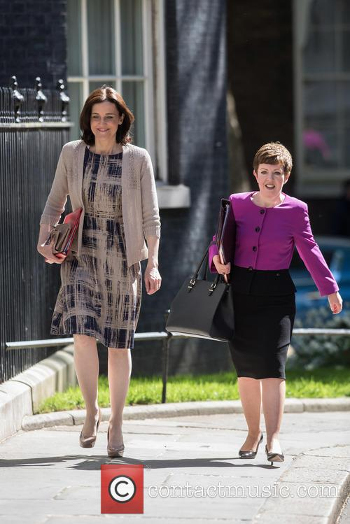 Theresa Villiers and Baroness Stowell 3