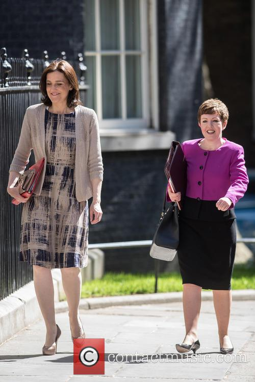 Theresa Villiers and Baroness Stowell 1