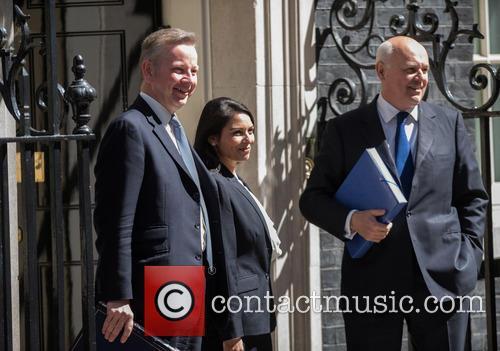 Michael Gove, Priti Patel and Iain Duncan Smith 2