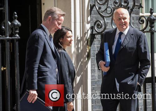 Michael Gove, Priti Patel and Iain Duncan Smith 1